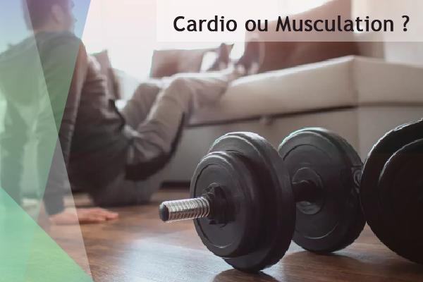 cardio ou musculation pour affiner le corps