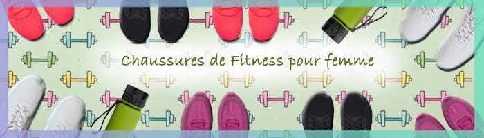 chaussure fitness pour femmes