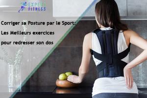 exercices de dos pour corriger la posture