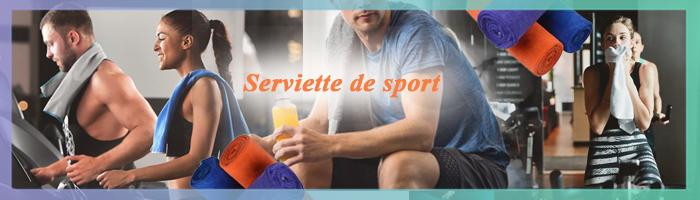 serviette de sport gym