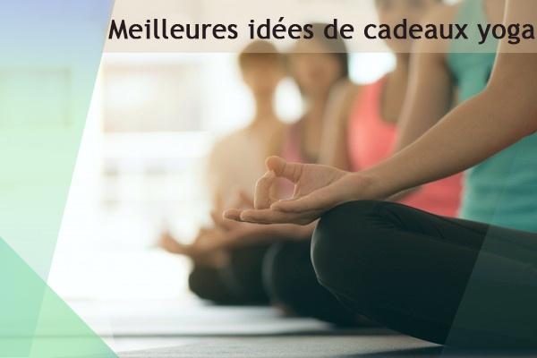meilleures idées de cadeaux yoga