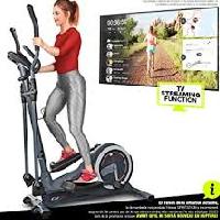 sportstech vélo elliptique pour affiner le corps