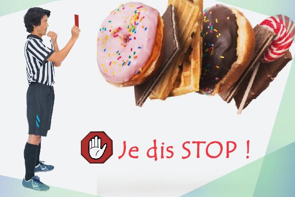stop au sucre pour maigrir
