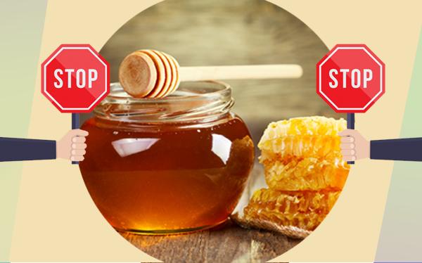 miel effet secondaire allergie