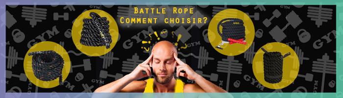 battle rope comment choisir