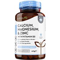 supplément de haute résistance de calcium