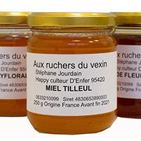 miel français au ruchers du vexin