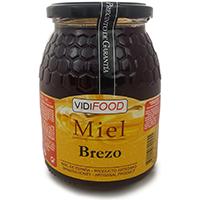 miel cru de bruyère produit de qualité