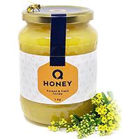 miel naturel de forêt