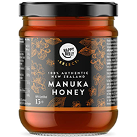 miel de manuka de goût robuste et délicieux
