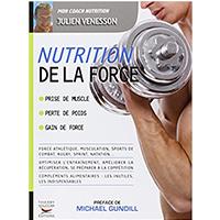 livre d'alimentation nutrition de la force
