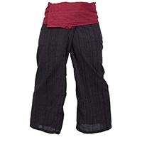 pantalon thaï en coton