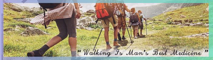 randonnée et marche