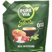 stevia pure via pour une vie plus saine