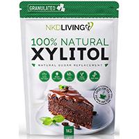 Xylitol alternative au sucre blanc