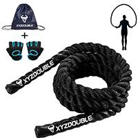 XYZDOUBLE  corde à sauter de fitness et de vitesse