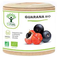complément alimentaire minceur Guarana bio