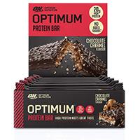 Optimum barre de protéine avec Whey