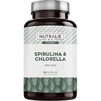 spiruline et chlorella