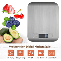 balance de cuisine smart digital