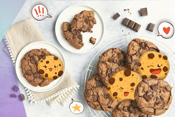 recette de cookies gourmand et healthy