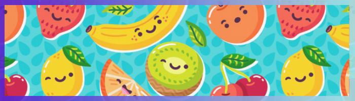 la meilleure combinaison de fruits